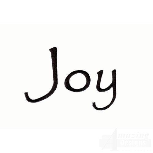 A Word Of Happiness: Joy