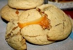 Gooey Caramel Cookie